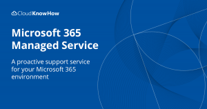 Microsoft 365 Managed Services Social